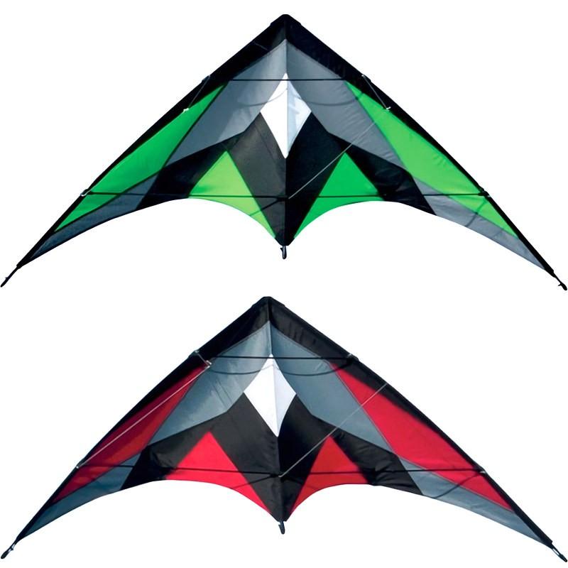 Cerf-volant 2 lignes Colours in Motion Katana