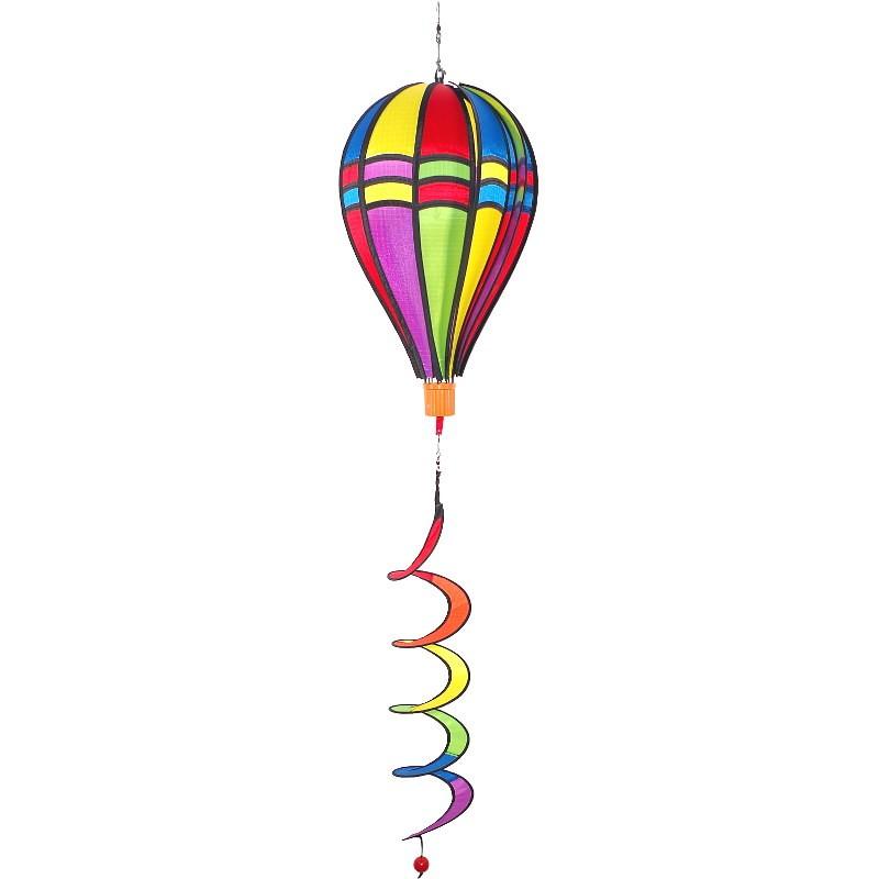 Montgolfière éolienne Colours in Motion Satørn Balloon Retro