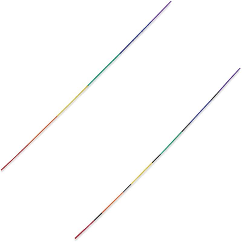 Traîne Colours in Motion 15 m multicolore