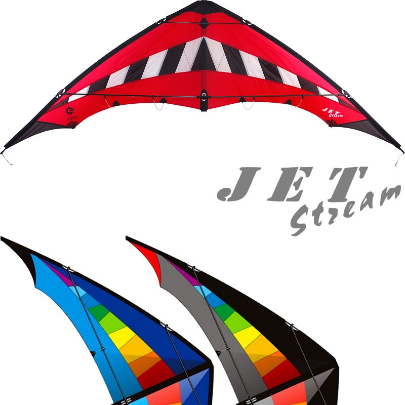Cerf-volant 2 lignes Elliot Jet Stream Reloaded
