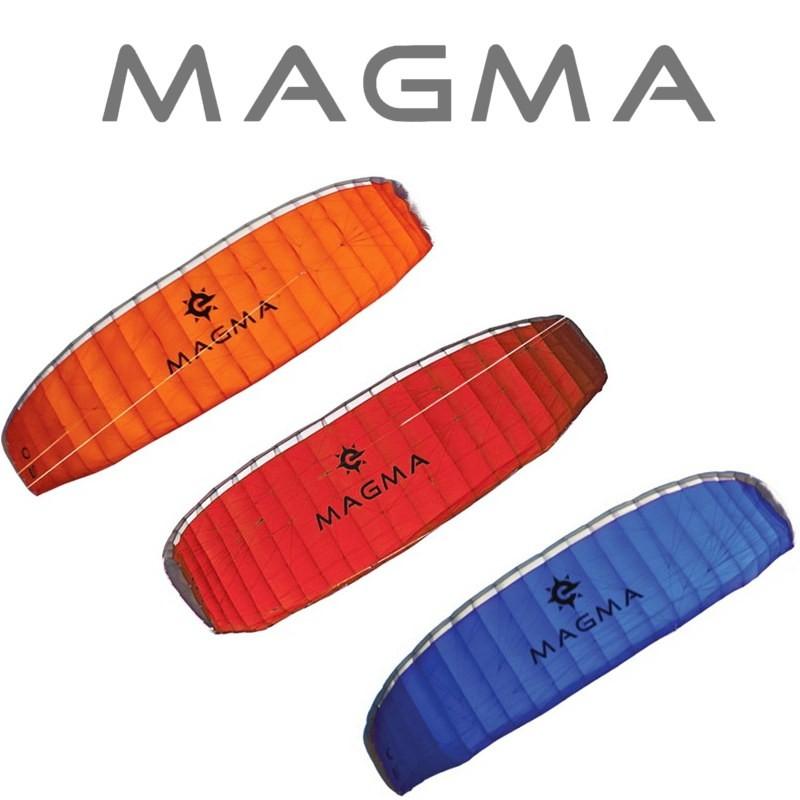 Aile de traction 4 lignes Elliot Magma III