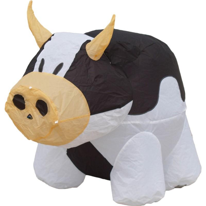 Figurine 3D HQ Bouncing Buddy Cow vache