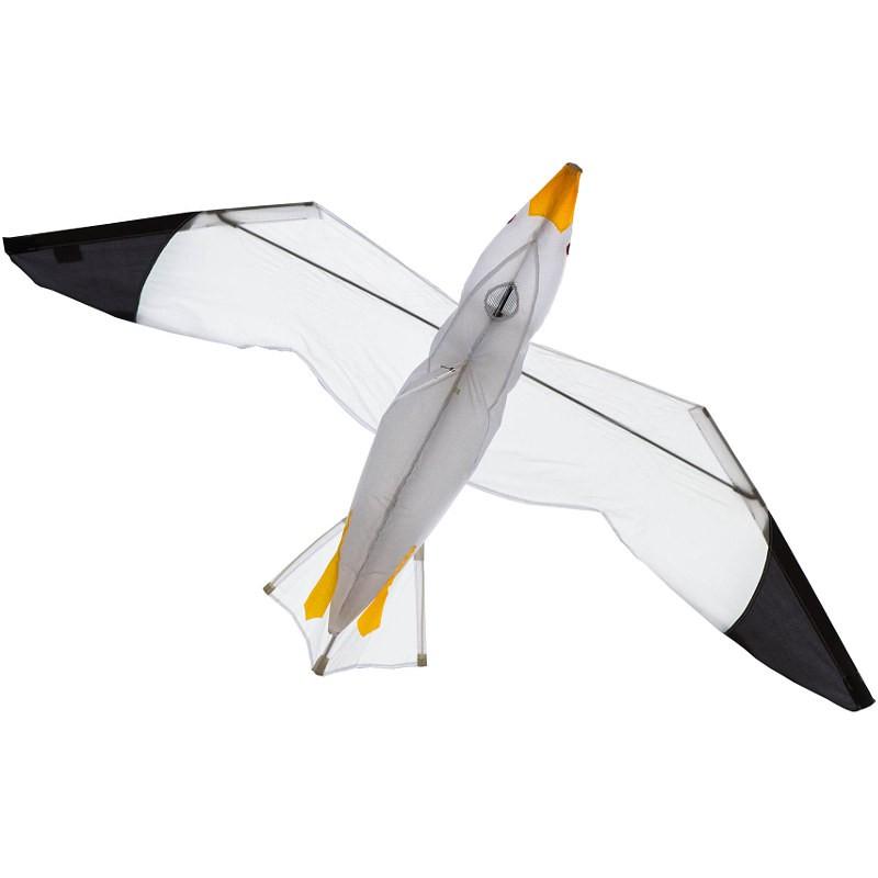 Cerf-volant monofil HQ Seagull 3D mouette