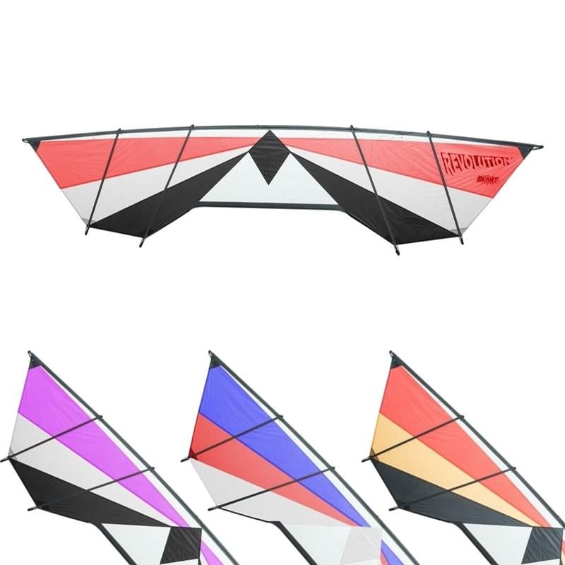 Cerf-volant 4 lignes Revolution Blast