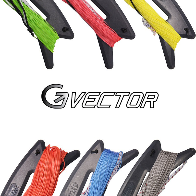 Lignes dyneema 2x Vector Colour