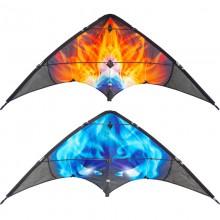 Cerf-volant 2 lignes Colours in Motion Kunai
