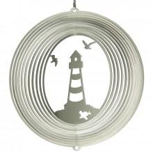 Mobile inox Colours in Motion Leuchtturm 180 phare