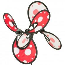 Moulin Colours in Motion Little Flower Dots Double