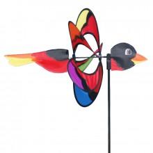 Girouette moulin à vent Colours in Motion Magic Bird oiseau