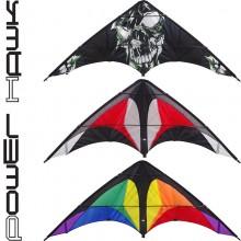 Cerf-volant 2 lignes Colours in Motion Power Hawk