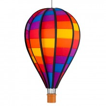 Montgolfière éolienne Colours in Motion Satørn Balloon Patchwork