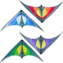 Cerf-volant pilotable Colours in Motion Shuriken