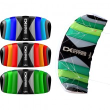 Aile de traction loisir sur barre Cross Kites Boarder