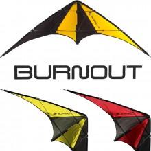 Cerf-volant 2 lignes Elliot Burnout