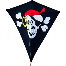 Cerf-volant monofil Elliot Pit Pirat