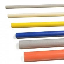 Tube fibre de verre Exel couleur