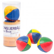 Balles de jonglage à grain HQ 68 mm / 90 g