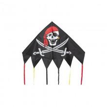 Cerf-volant monofil HQ Delta Jolly Roger
