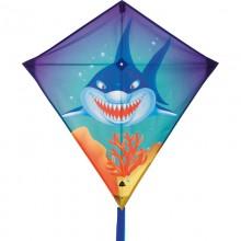 Cerf-volant monofil HQ Eddy Sharky requin