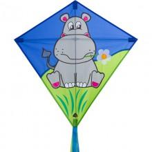 Cerf-volant monofil HQ Eddy Hippo