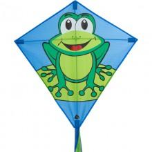 Cerf-volant monofil HQ Eddy Funny Frog grenouille