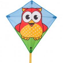 Cerf-volant monofil HQ Eddy Owl hibou