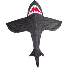 Cerf-volant monofil HQ Shark Kite 7' requin