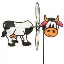 Girouette moulin à vent HQ Spin Critter Cow vache
