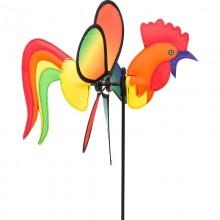 Girouette moulin à vent HQ Spin Critter coq