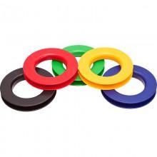 Poignée ronde anneau