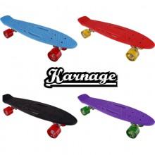 Skateboard Karnage Classic Retro