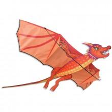 Cerf-volant monofil Premier Kites 3D Dragon Kite Emberscale