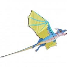 Cerf-volant monofil Premier Kites 3D Dragon Kite Stormcloud