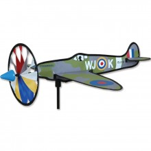 "Avion Premier Kites Airplane Spinner Spitfire 20"" / 49 cm"