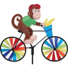 Cycliste Premier Kites Bike Spinner Monkey 20 singe