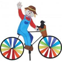 Cycliste Premier Kites Bike Spinner Scarecrow 20 épouvantail