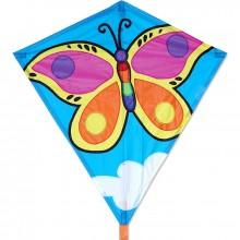 Cerf-volant monofil Premier Kites Diamond Briliant Butterfly papillon