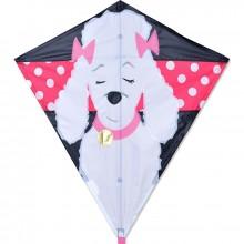 Cerf-volant monofil Premier Kites Diamond Gigi Poodle caniche
