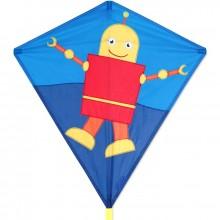 Cerf-volant monofil Premier Kites Diamond Happy Robot