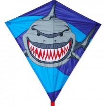 Cerf-volant monofil Premier Kites Diamond Jawbreaker requin