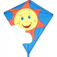 Cerf-volant monofil Premier Kites Diamond Sun soleil