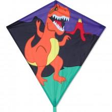 Cerf-volant monofil Premier Kites Diamond T-Rex dinosaure