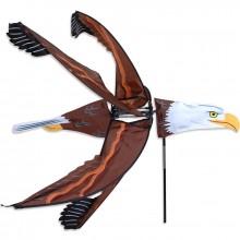 """Girouette Premier Kites Flying Eagle 43"""" / 109 cm aigle"""