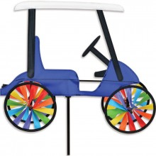 "Voiturette éolienne Premier Kites Golf Cart 17"" / 45 cm"
