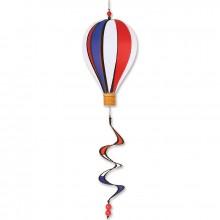 """Montgolfière Premier Kites Hot Air Balloon Patriotic 12"""" / 30 cm"""