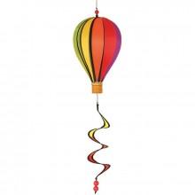 "Montgolfière Premier Kites Hot Air Balloon Rainbow 12"" / 30 cm"