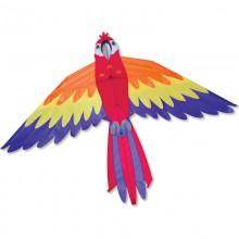 Cerf-volant monofil Premier Kites Macaw perroquet