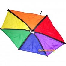 Navette sur ligne de cerf-volant Premier Kites Popper Rainbow