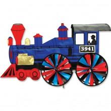 Moulin à vent Premier Kites Steam Engine 32 locomotive