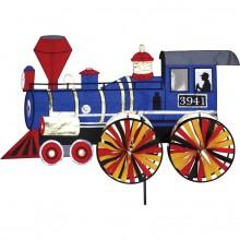 Moulin à vent Premier Kites Steam Engine 46 locomotive